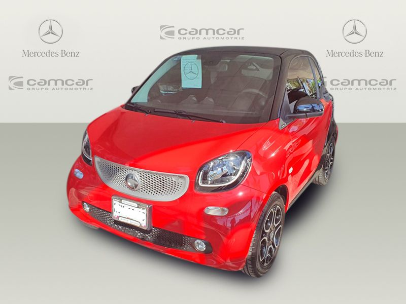 Fortwo 2018