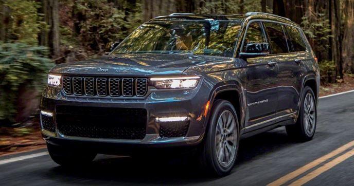 Grand Cherokee 2021