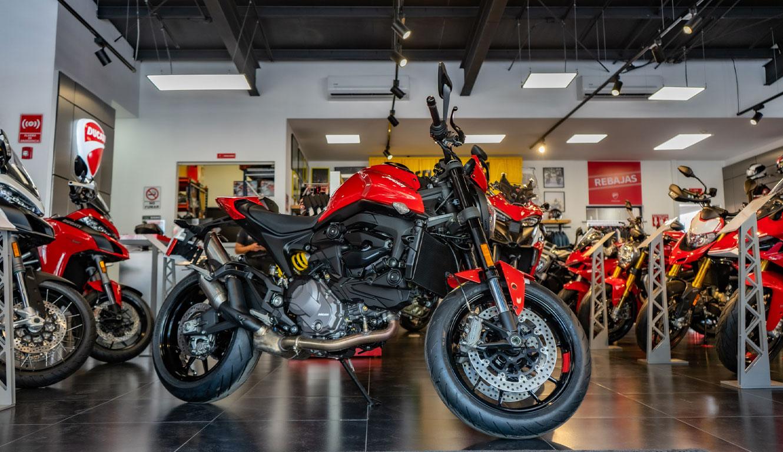 La nueva Monster 937 ya está en Ducati Guadalajara.