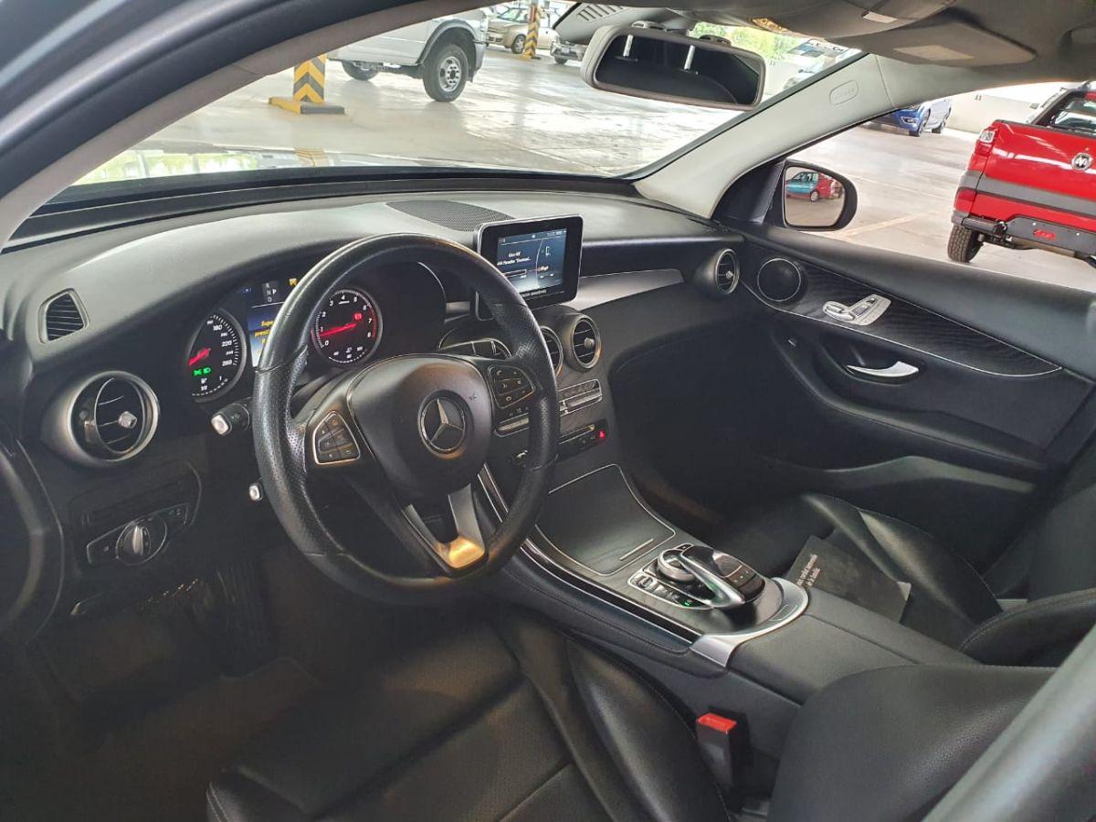 Mercedes-Benz GLC-Class 2018