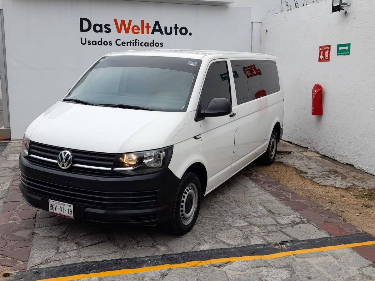 Volkswagen Transporter Pasajeros