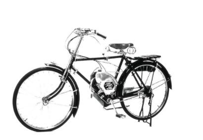 Primer Bicileta Motorizada